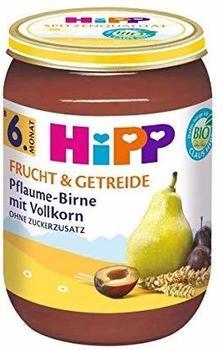 HiPP Frucht & Getreide Pflaume-Birne m.Vollkorn