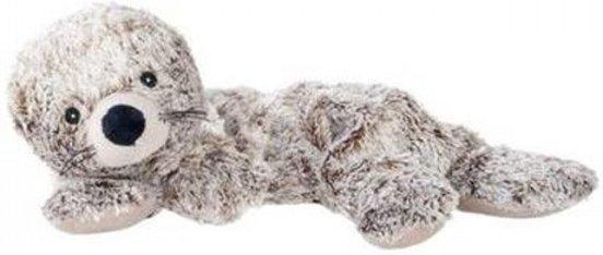 Stofftier mit Lavendel-F/üllung Warmies/® Multi Hot Pak Robbe