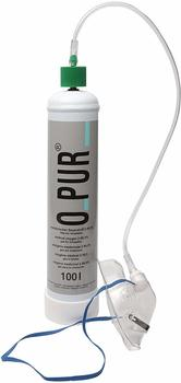 IMP GmbH International Medical Products O PUR Sauerstoff Einweg Stahlfl.m.Dauerv.u.Maske