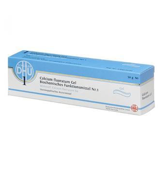 Dr. Schüßler Salze Biochemie Nr. 1 Calcium Fluoratum D4 Gel (50g)