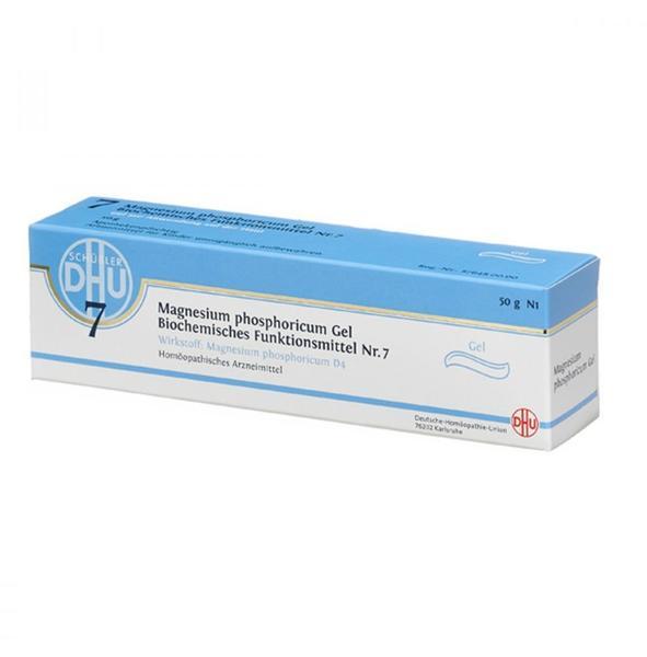 DHU-ARZNEIMITTEL Biochemie DHU 7 Magnesium Phosphoricum D4 Gel