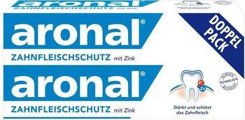 Aronal Zahnfleischschutz Zahnpasta (2 x 75ml)
