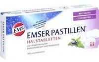 Emser Pastillen mit Salbei zuckerfrei Halstabletten (30 Stk.)