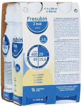 Count Price Company GmbH & Co KG FRESUBIN 2 kcal DRINK Vanille Trinkflasche