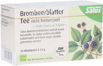 SALUS Brombeerblättertee Kräutertee bio Salus