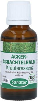 Sanatur GmbH Ackerschachtelhalm Kräuteressenz Bio