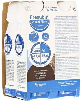 Count Price Company GmbH & Co KG FRESUBIN 2 kcal Fibre DRINK Schokolade Trinkfl.