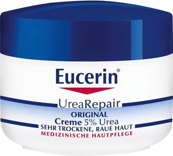 Eucerin UreaRepair Original 5% Urea Creme (75ml)