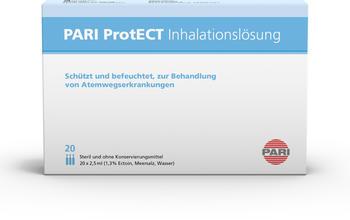 Pari ProtECT Inhalationslösung Ampullen (20x2,5ml)