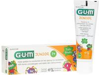 sunstar GUM Junior Zahngel Tutti-Frutti 7-12 Jahre 50 ml