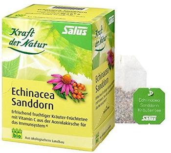 SALUS Echinacea Sanddorn Tee Kraft der Natur Salus