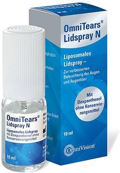 Omnivision OmniTears Lidspray N