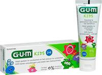 sunstar GUM Kids Zahngel Erdbeere 2-6 Jahre