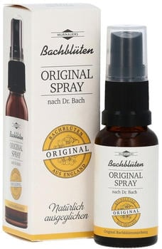 Murnauers Bachblüten Original Spray nach Dr. Bach (20ml)