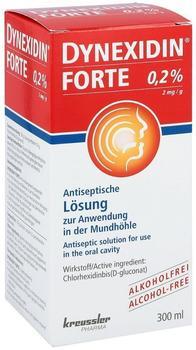 Chem Fabrik Kreussler & Co GmbH Dynexidin Forte 0.2%