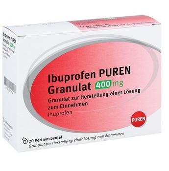 Ibuprofen Puren 400mg Granulat (20 Stk.)