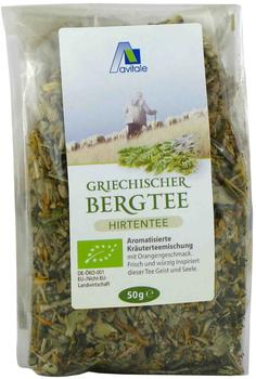 Avitale Bio Griechischer Bergtee Hirtentee Orange (50g)