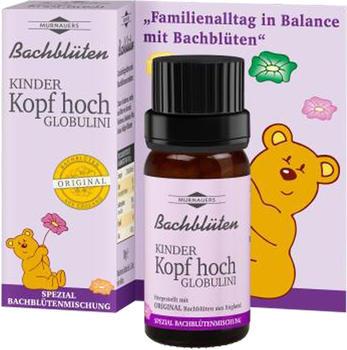 Murnauers Bachblüten Kinder Kopf Hoch Globulini (10g)