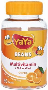 Amapharm YaYa Beans Orange Zink und Jod