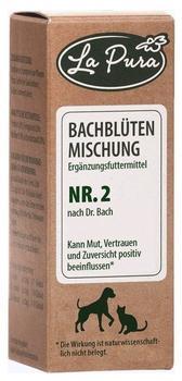 PetVet GmbH LaPura Bachblütenmischung Nr.2 Vet