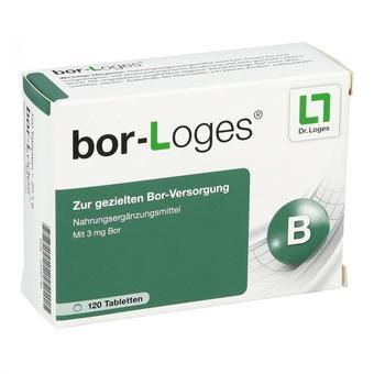Dr. Loges bor-Loges Tabletten (120 Stk.)