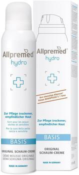 Allpremed Hydro Basis Orginal Schaum-Creme (200ml)
