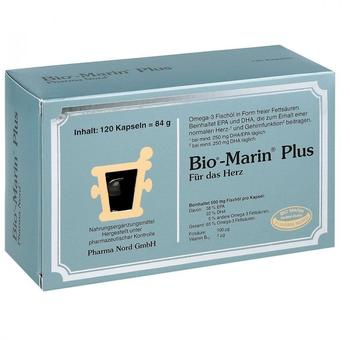 Pharma Nord Bio-Marin Plus Kapseln (120 Stk.)