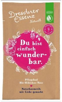 Dresdner Essenz Pflegebad 'Du bist einfach wunderbar' (60g)