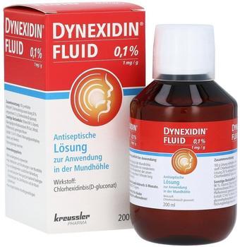 Chem Fabrik Kreussler & Co GmbH Dynexidin Fluid 0.1%