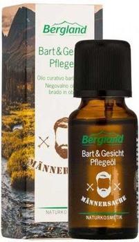 Bergland Bart & Gesicht Pflegeöl (20ml)