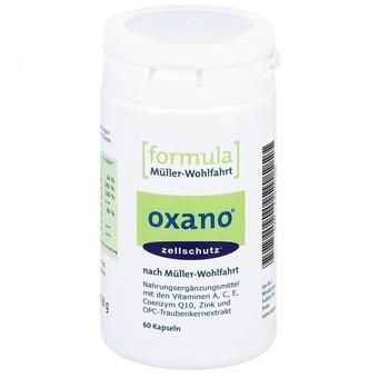 (formula) Müller-Wohlfahrt Health & Fitness AG oxano-zellschutz Müller-Wohlfahrt