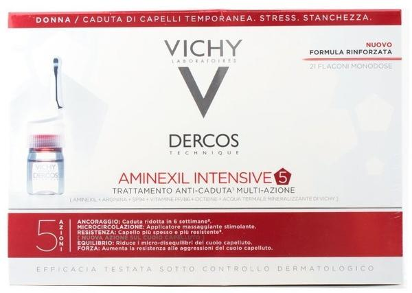 Vichy Dercos Aminexil Clinical 5 Frauen (21 x 6ml)