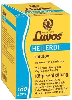 Luvos Naturkosmetik Heilerde imutox Kapseln (180 Stk.)