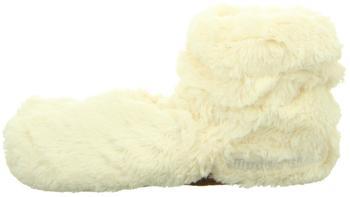 Warmies Slippies Boots Deluxe beige