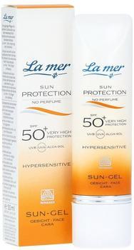 La mer Sun Protection Sun-Gel SPF 50+ Gesicht (50 ml)