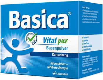 Protina Basica Vital Pur Basenpulver (50 Stk.)