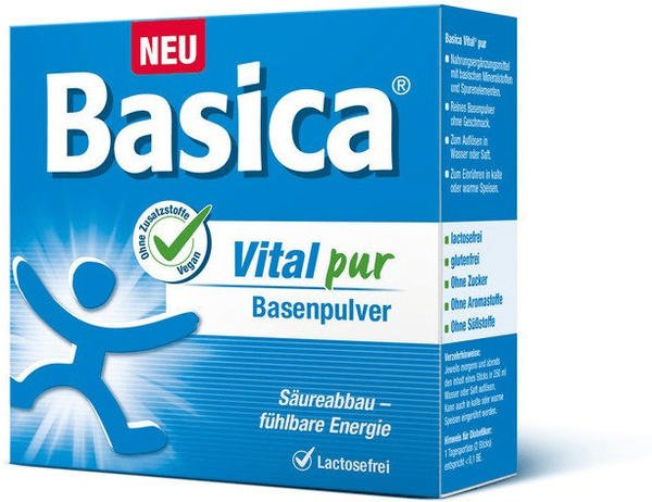 Protina Basica Vital Pur Basenpulver (20 Stk.)