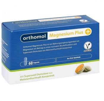 Orthomol Magnesium Plus Kapseln (60 Stk.)