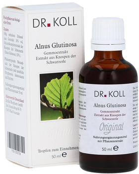 Dr. Koll Biopharm Schwarzerle Alnus Glutinosa Gemmoextrakt Tropfen (50ml)