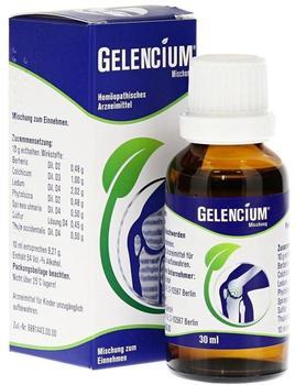 Heilpflanzenwohl GmbH GELENCIUM Mischung 30 ml