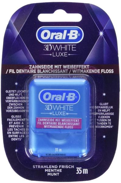 Oral-B 3D White Luxe Floss (35m)