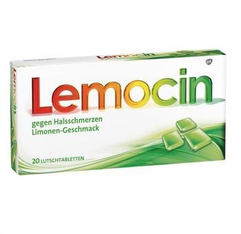 Lemocin Pastillen (20 Stk.)