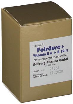 Aalborg Pharma Folsäure + Vitamin B6 + B12 N Kapseln (120 Stk.)