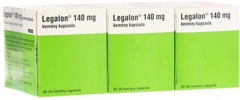 ACA MüllerADAG Pharma LEGALON forte Hartkapseln