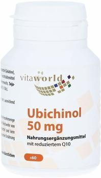 Vita World GmbH Ubichinol 50mg Kapseln 60 St.