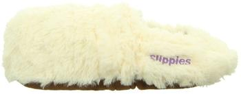 Greenline Value Warmies Slippies Deluxe creme Plush Gr. 36-40
