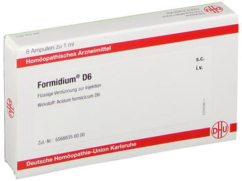DHU Formidium D6 Ampullen (8x1ml)