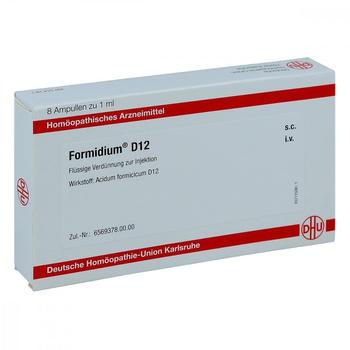 DHU Formidium D12 Ampullen (8x1ml)
