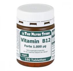 Hirundo Products Vitamin B12 1000 µg Forte Tabletten 8180Stk.)