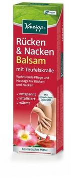 Rücken und Nacken Balsam (100 ml)